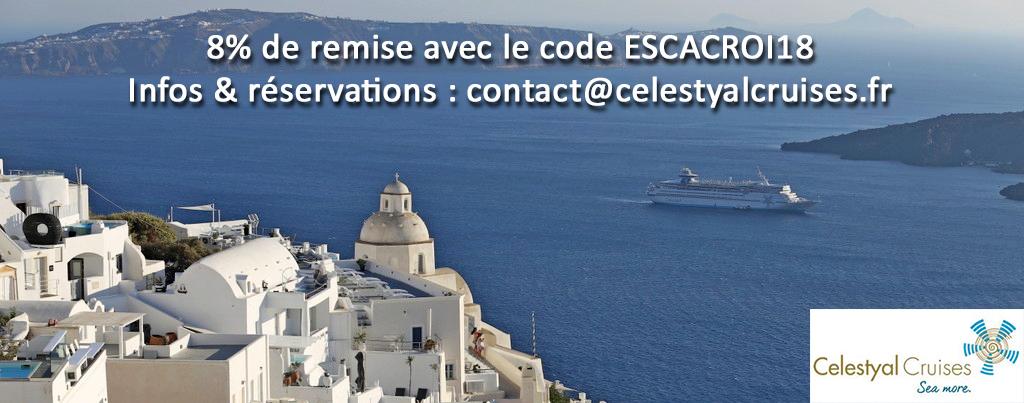 Bon plan Celestyal Cruises 2018