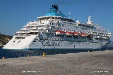 Celestyal Crystal - Samos - Pythagoreio - Grèce