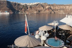 Celestyal Crystal - Thalassa bar - Jacuzzi