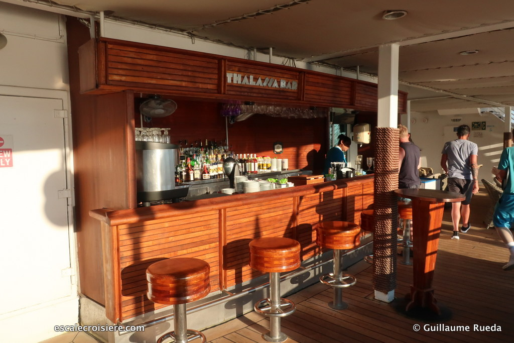 Celestyal Crystal - Thalassa bar