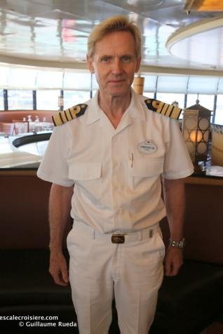 Disney Magic - Commodore Tom