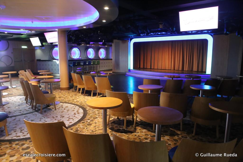 Disney Magic - D Lounge