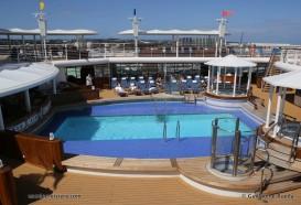 Disney Magic - piscine adultes Quiet Cove Pool
