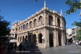 Town Hall Loggia - Héraklion - Grèce