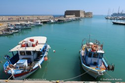 Fort de Koules - Héraklion - Grèce