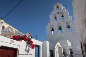 Megalochori - Santorin - Grèce