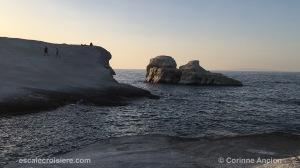 Milos - Grèce - Sarakiniko