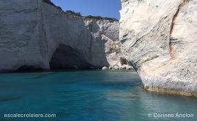 Milos - Kleftiko - Grèce