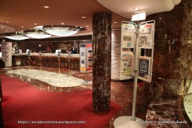 MSC Splendida - Bureau information