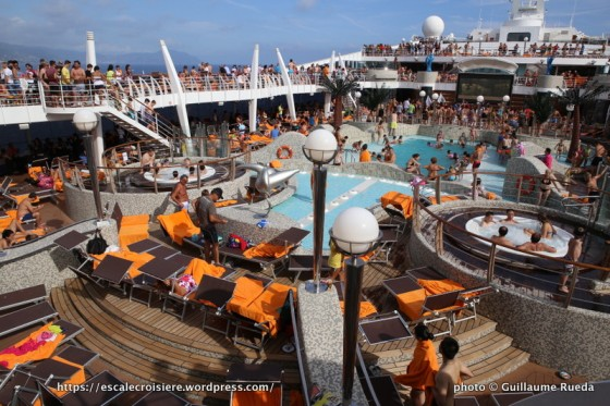 MSC Splendida - Aquapark