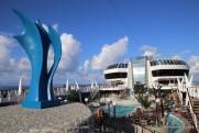 MSC Splendida - Piscine centrale - Aquapark