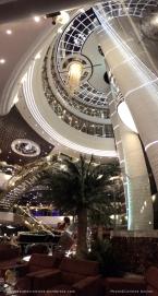 MSC Splendida - Atrium