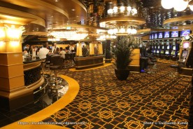 MSC Splendida - Bar Royal Palm Casino