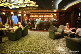 MSC Splendida - Cigar Lounge