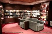 MSC Splendida - Cyberlibrary - Bibliothèque