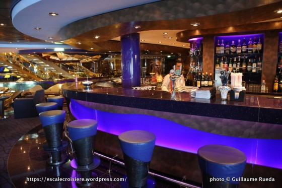 MSC Splendida - L'Aperitivo bar