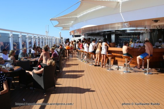 MSC Splendida - Movida bar