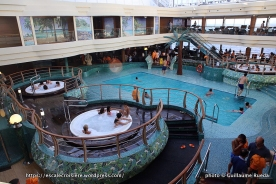 MSC Splendida - Piscine couverte - L'Equatore