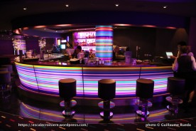 MSC Splendida - Purple jazz bar