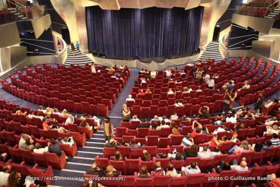 MSC Splendida - The Strand Theatre