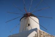 Moulins de Mykonos - Grèce