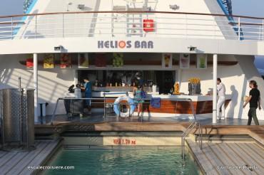 Celestyal Olympia - Helios bar