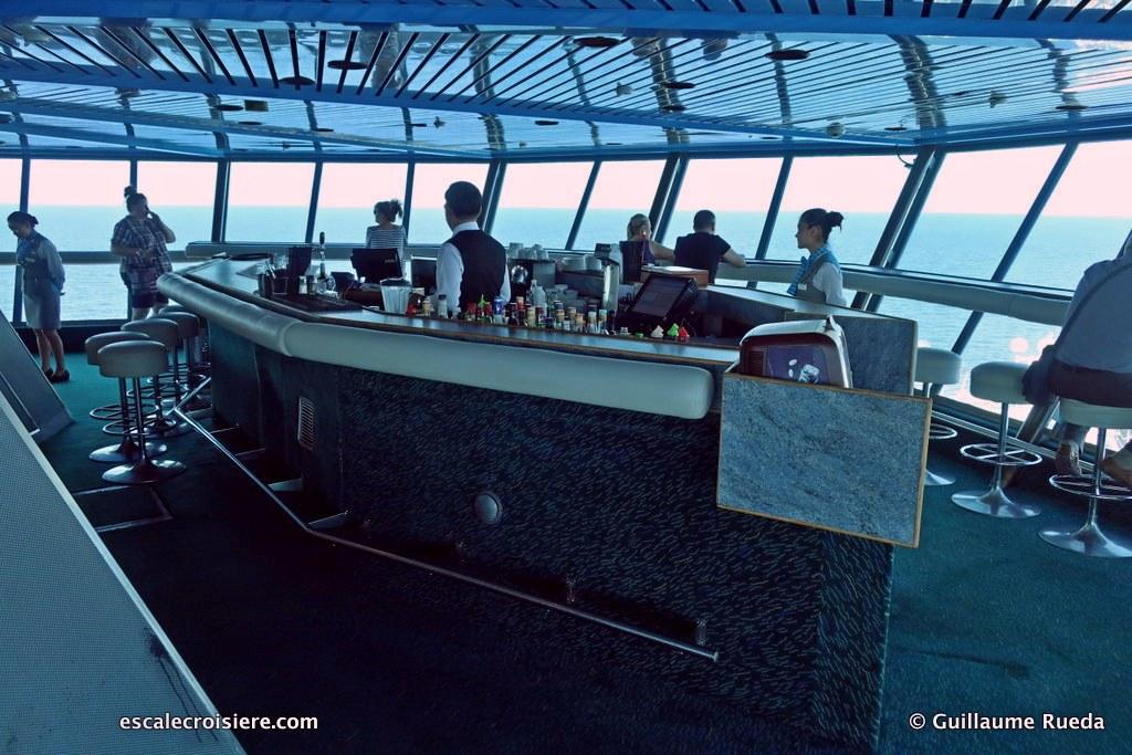 Celestyal Olympia - Horizon Lounge