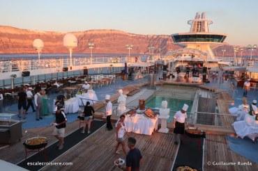 Celestyal Olympia - Leda Casual dining