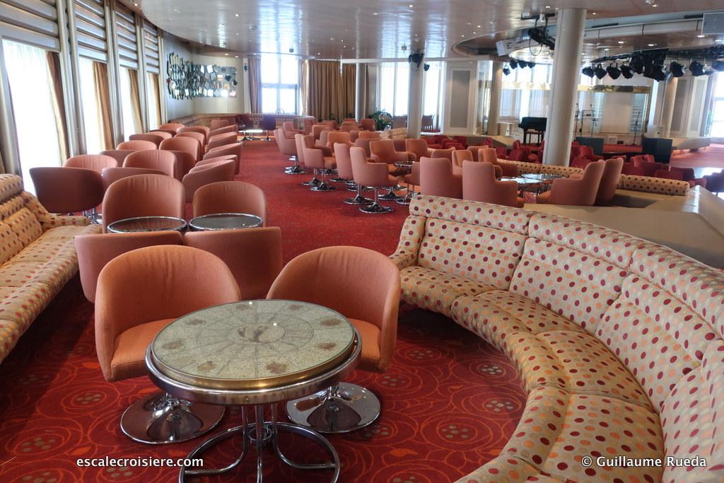 Celestyal Olympia - Selene Lounge & bar