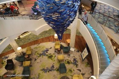 Mein Schiff 1 - Atrium