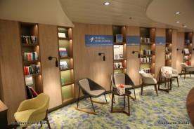 Mein Schiff 1 - Bibliothèque