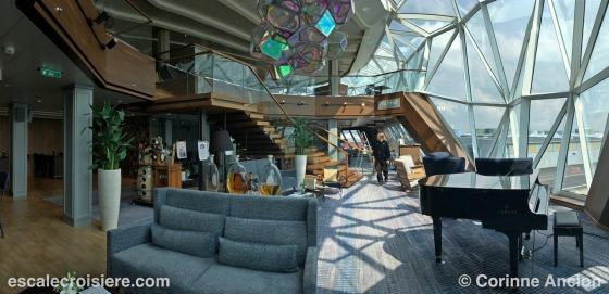 Mein Schiff 1 - Diamant bar