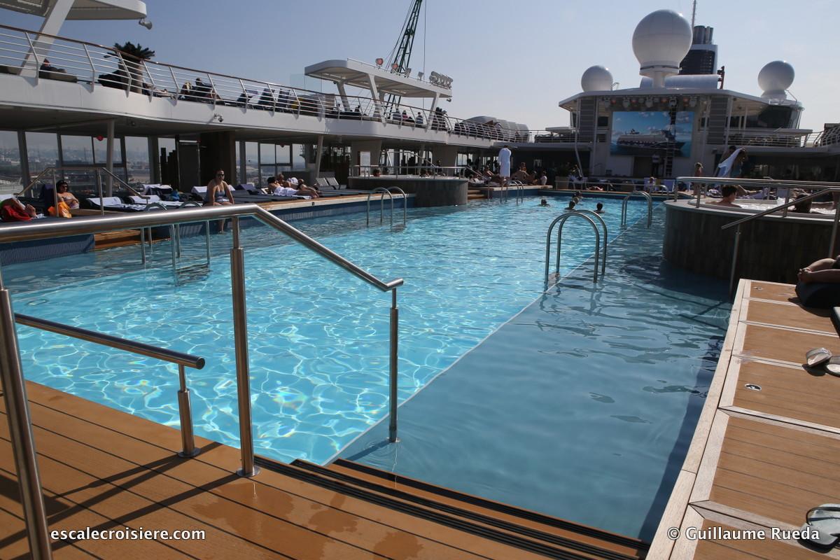 Mein Schiff 1 - Piscine Lagune