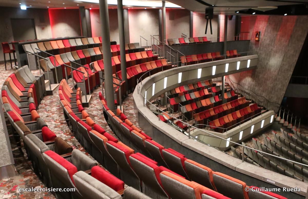 Mein Schiff 1 - Salle de spectacle
