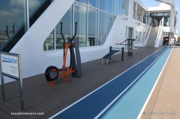 Mein Schiff 1 - Salle de sport