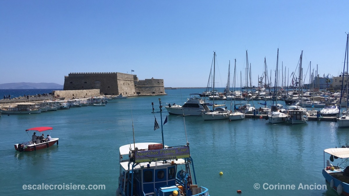 Heraklion - Fort de Koules