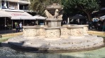 Heraklion - Grèce - fontaine Morosini
