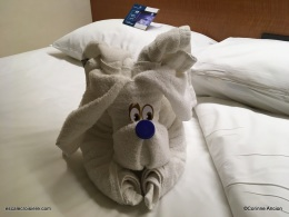 Celestyal Olympia - cabine - Towel animal