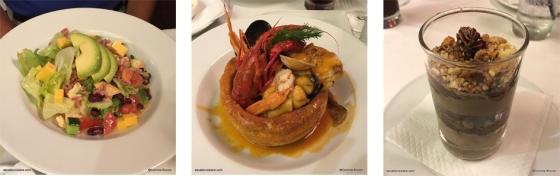 Dîner - Celestyal Olympia - Aegan restaurant