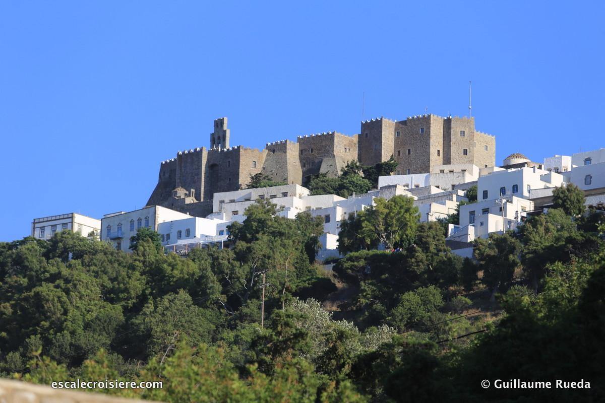 Patmos - Monastère de Saint-Jean