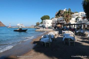 Patmos - Skala - Grèce