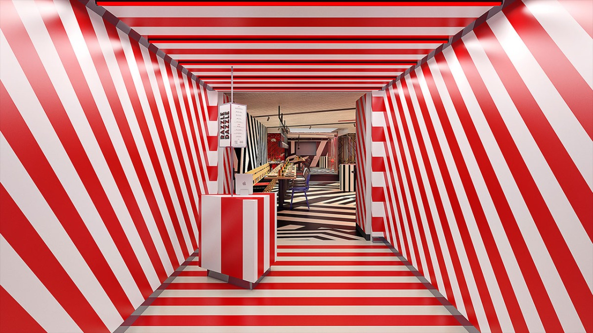 razzle dazzle restaurant - scarlet lady