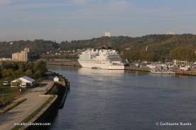 Seabourn Ovation - Rouen