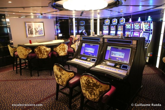 Seabourn Ovation - Casino