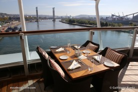 Seabourn Ovation - La Colonnade