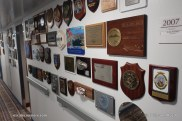 Seabourn Ovation - Plaques escales inaugurales