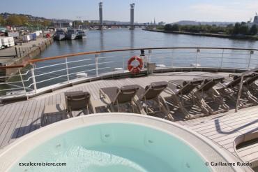 Seabourn Ovation - Piscine arrière
