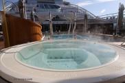 Seabourn Ovation - Piscine Centrale