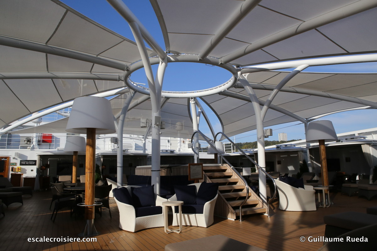 Seabourn Ovation - Retreat