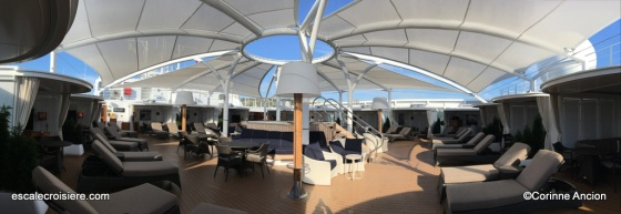Seabourn Ovation - Retreat